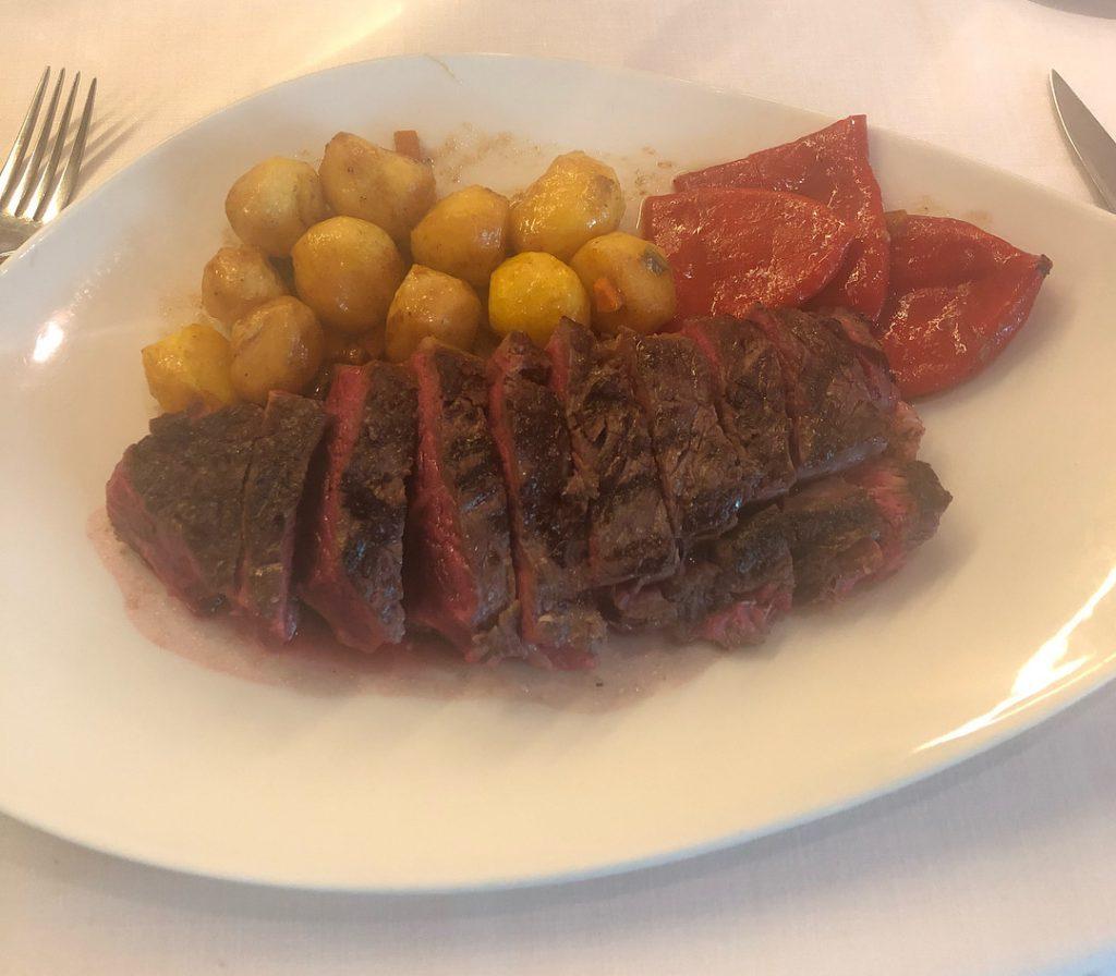 Restaurante El Refugio - dónde comer los mejores chuletones en CORUÑA